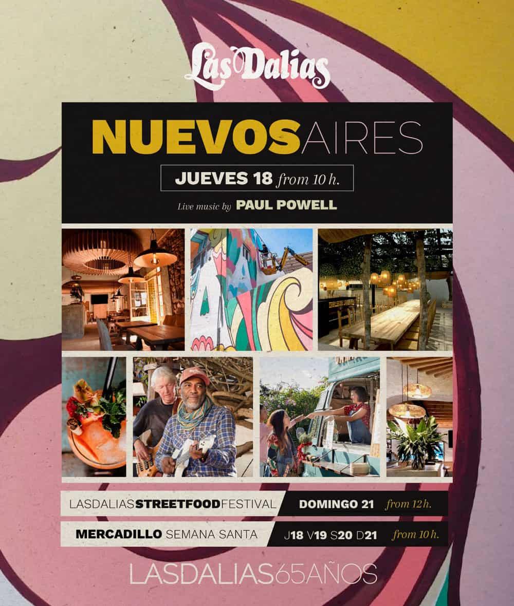 Nuevos Aires: Las Dalias Ibiza inaugura sus espacios renovados