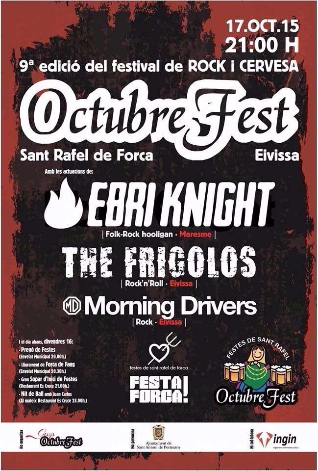 Oktoberfeest: rock en bier in San Rafael