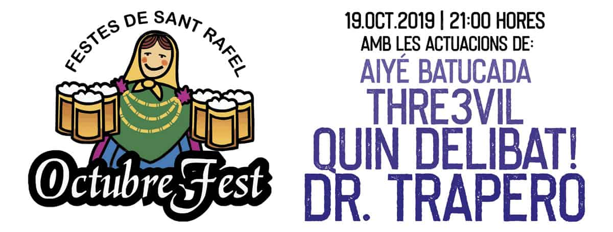 OctoberFest à San Rafael: Festival de la bière et du rock