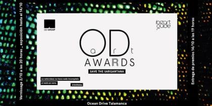OD Art Awards 2021 Ibiza im Ocean Drive Talamanca Cultura