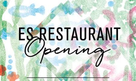 Es Restaurant Atzaró Beach Ibiza Opening Party