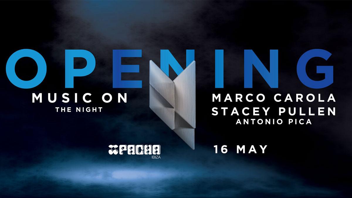 Opening de Music On en Pacha Ibiza