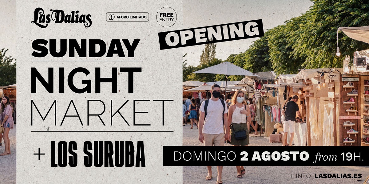 opening-sunday-night-market-las-dalias-ibiza-2020-welcometoibiza