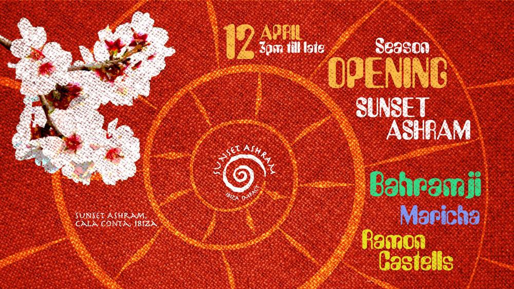 Season Opening at Sunset Ashram