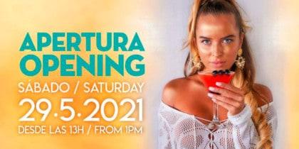 Tanit Beach Ibiza Openingsfeesten
