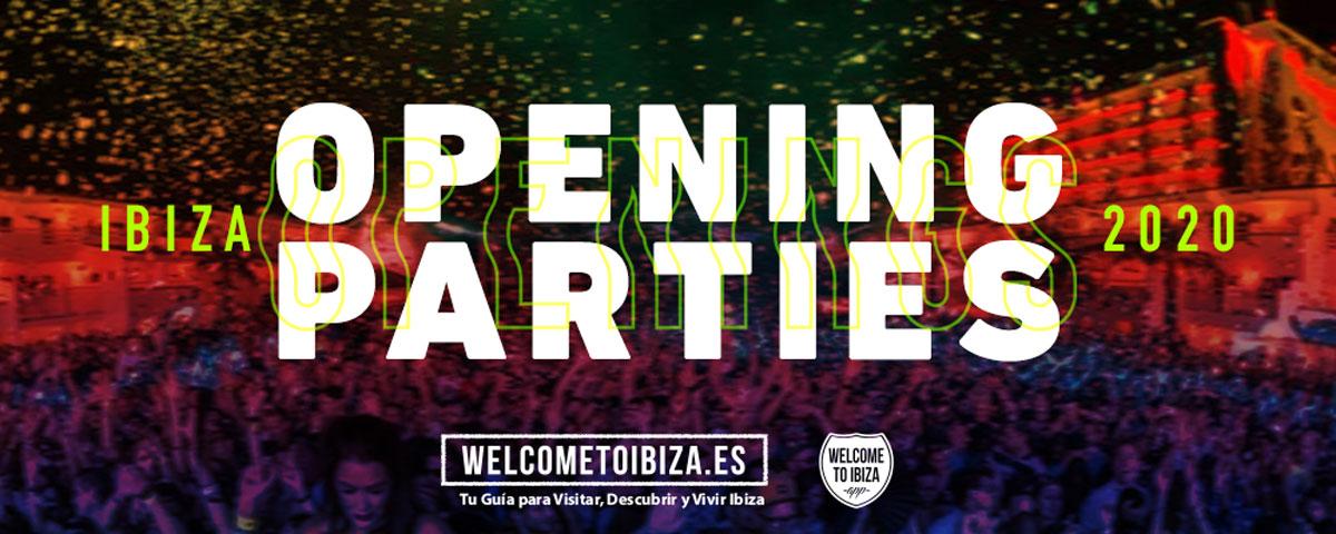Opening Party Ibiza 2020