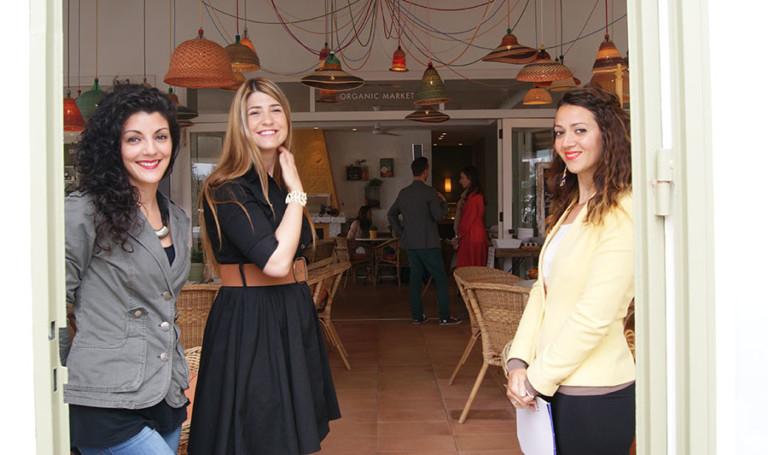 Органический рынок капучино: новый экологический ресторан на Ибице