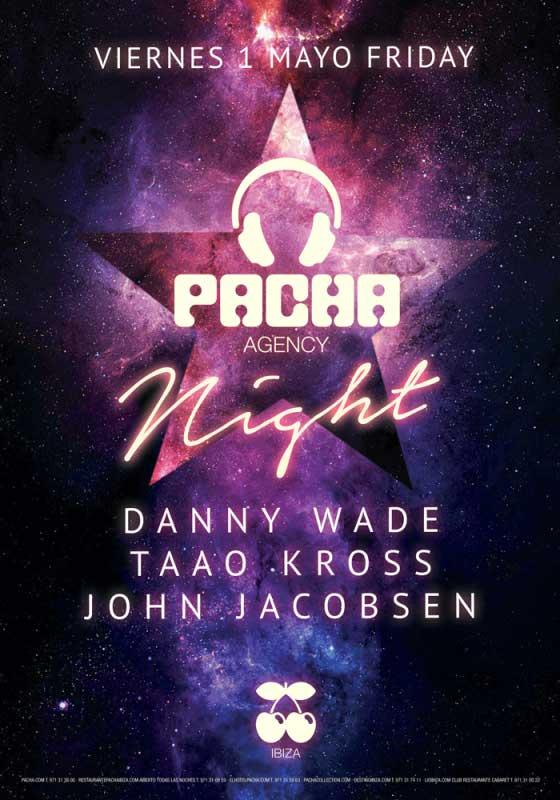Pacha Agency Night am Freitag in Pacha Ibiza