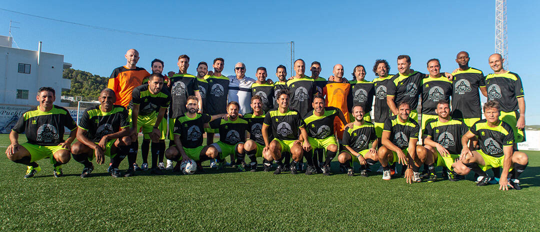 International stars in a charity match for Apneef in San Antonio