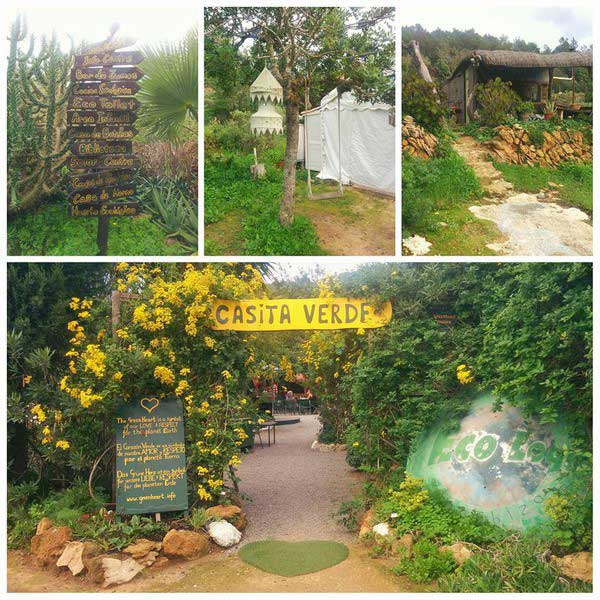 Paseo desde Casita Verde con Walking Ibiza