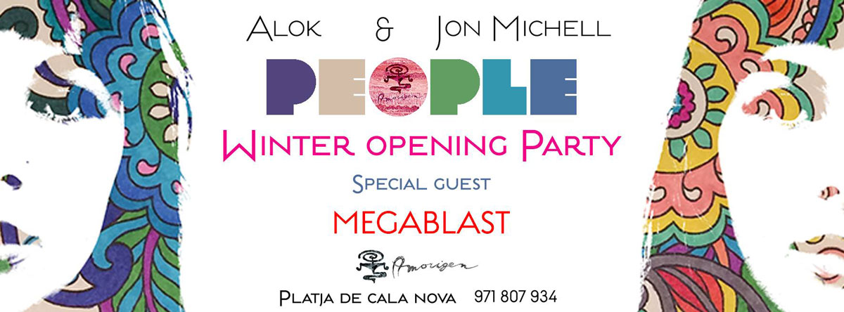 People Winter Opening Party a L'Amorigen