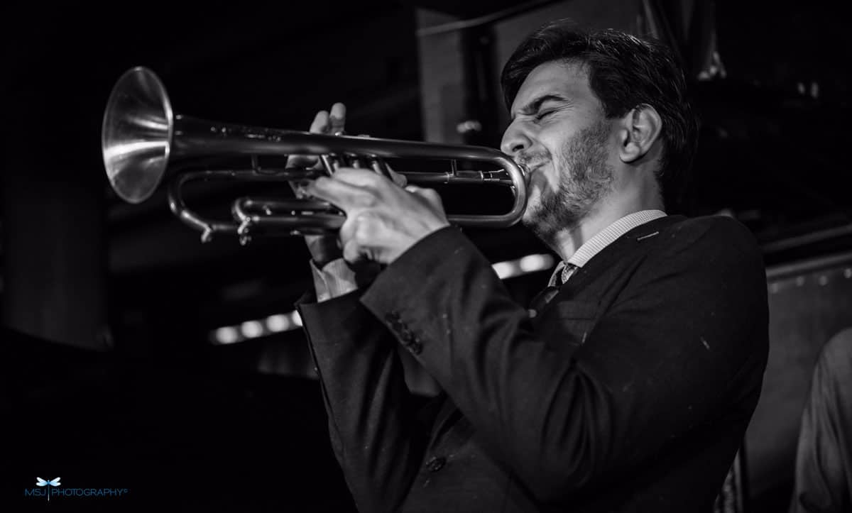 Nits de jazz a Cafè Montesol by Sagardi amb Pere Navarro & Friends