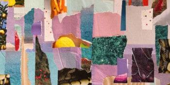 peces-exposicio-collages-valentina-Bouza-Astarte-el-jardí-sa-caleta-Eivissa-2021-welcometoibiza