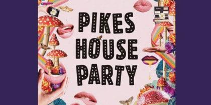 Pikes House Party op zaterdag bij Pikes Ibiza Fiestas