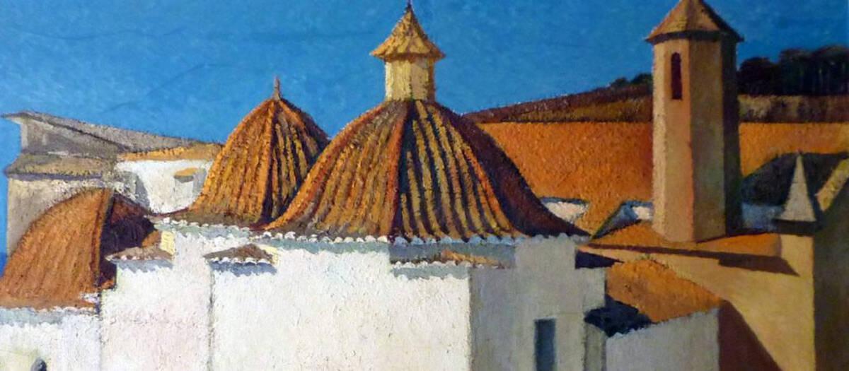 Exposition de Carloandrés à la bibliothèque d'Ibiza