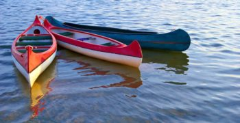 The Consell de Ibiza organizes introductory courses to canoeing