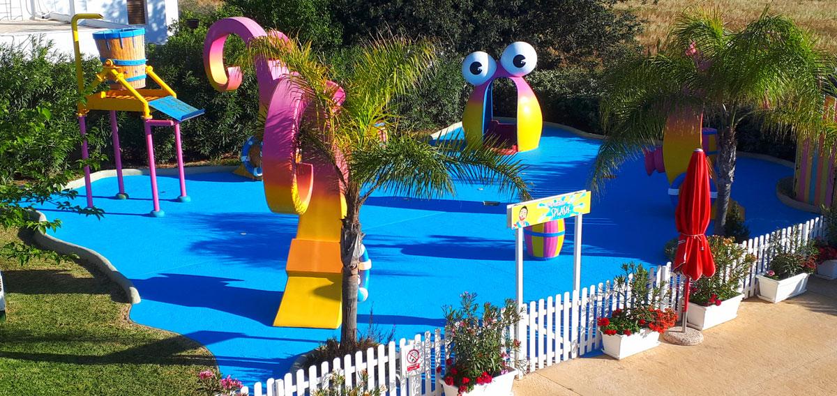 Opening de Piruleto Splash en Gran Piruleto Park