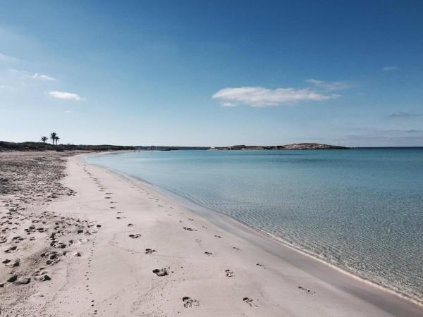 Der Strand von Ses Illetes auf Formentera ist der beste in Europa
