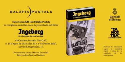presentacion-libro-ingeborg-crimen-marionetas-cat-cristina-amanda-tur-sa-nostra-ibiza-2021-welcometoibiza