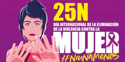 Activities of the International Day for the Elimination of Violence against Women in Santa Eulalia Activities