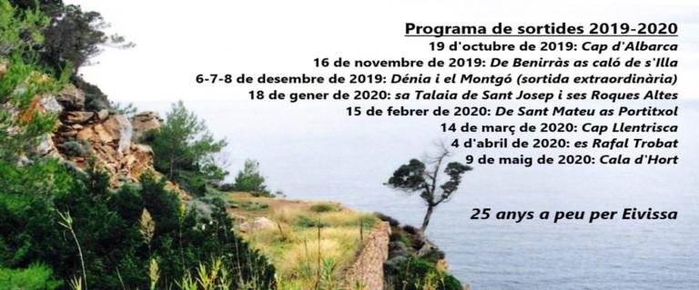 Descubre la Ibiza más natural de la mano de l'Institut d'Estudis Eivissencs