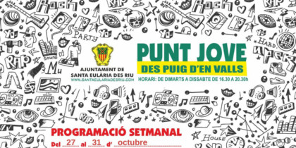 Специальная программа Хэллоуина и Tot Sants в Punt Jove de Puig d'en Valls Activities