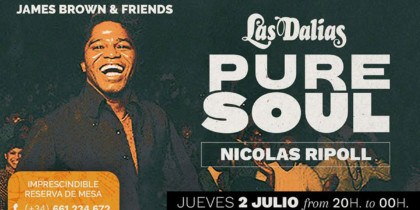puro-soul-james-Brown-las-dalias-ibiza-2020-welcometoibiza
