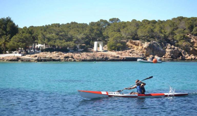 Preparados para el XVI Quadriatlón Isla de Ibiza