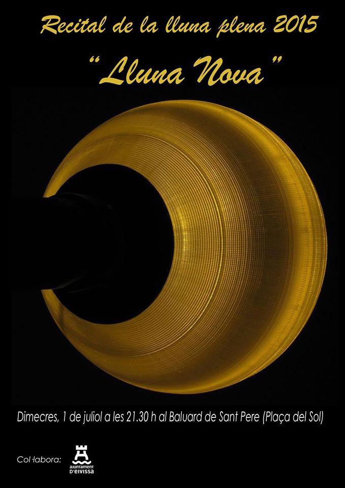 Poetisches Vollmondkonzert auf Ibiza