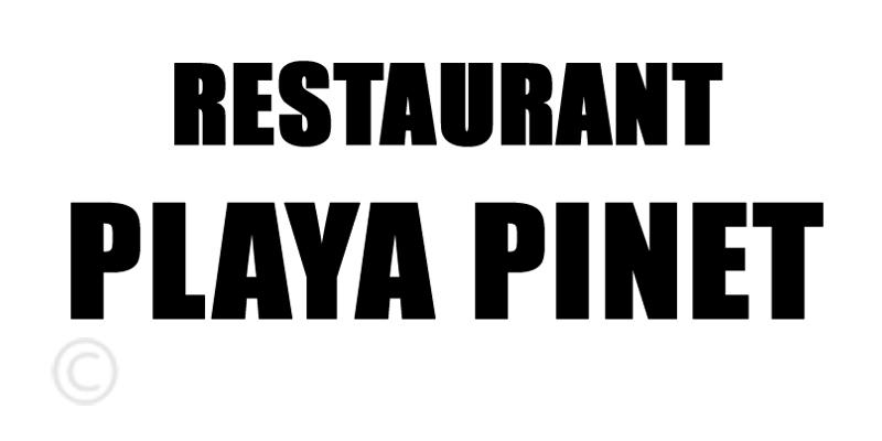 Ristoranti-Playa Pinet Restaurant-Ibiza