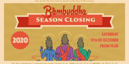 Bambuddha Season Closing Lifestyle