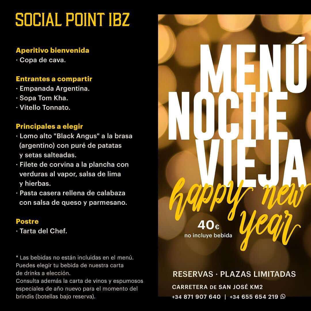 Restaurant-Social-Point-Ibiza-Menü-Silvester-Ibiza-2020-Welcometoibiza