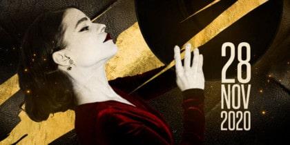 La cantante Sfia Alegría en Somiart Ibiza Lifestyle