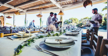 Restaurants that are already open throughout the island of Ibiza