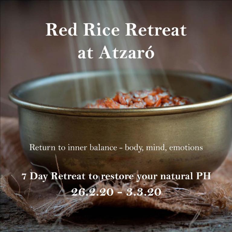 Обновите себя с этим Red Rice Retreat в Атзаро Ибица