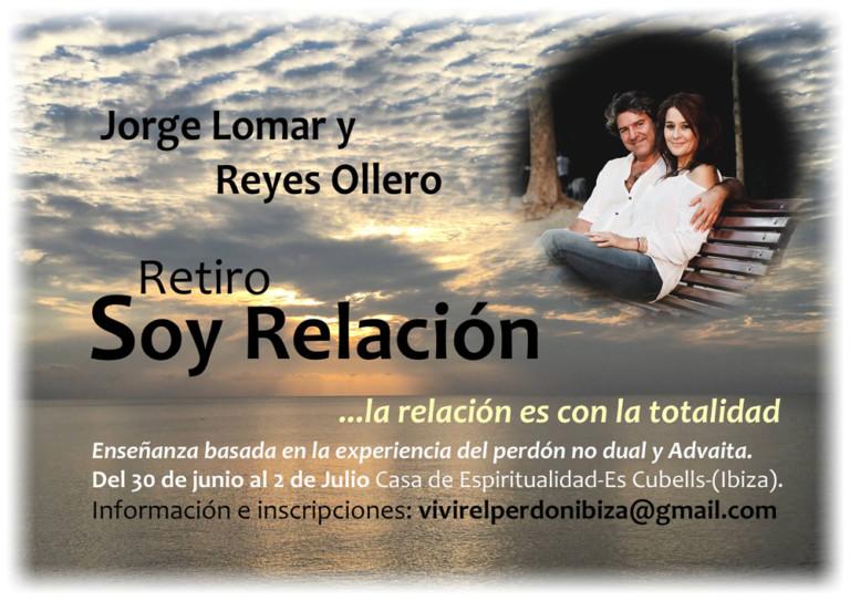 Soy Relación: Retiro en Es Cubells con Jorge Lomar y Reyes Ollero
