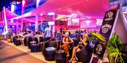 Letztes Wochenende in Río Ibiza Fiestas