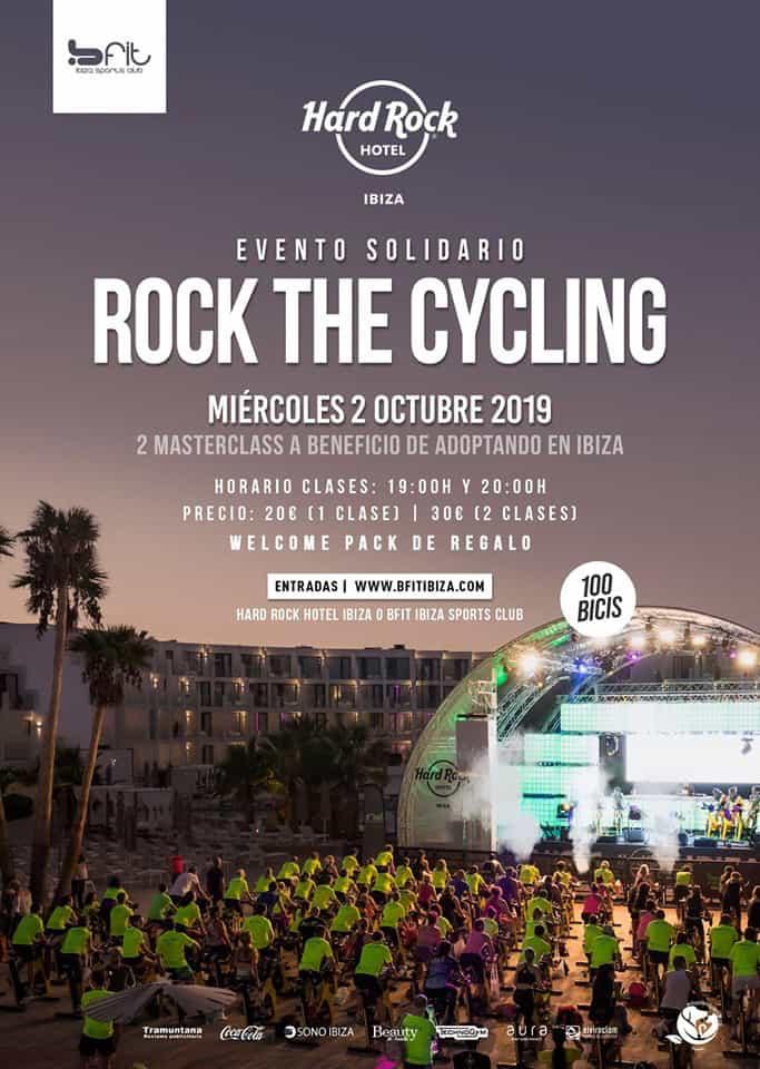 Rock The Cycling: педалирование для принятия на Ибице в Hard Rock Hotel Ibiza