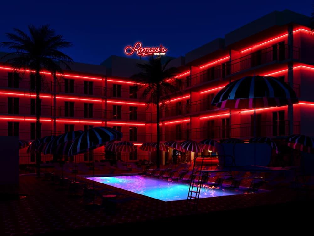 Romeo's Motel & Dinner, El Nuevo Hotel De Concept Hotel Group