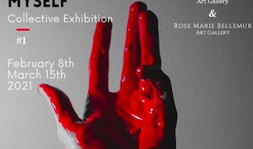 Ibiza Exhibitions: EXPRESSING MYSELF at Art Gallery Rose Marie Bellemur Activities