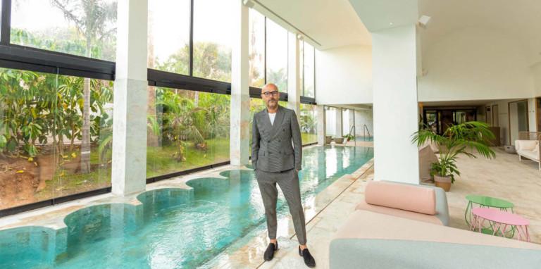 BLESS Hotel Ibiza apre un salone di bellezza di Rossano Ferretti