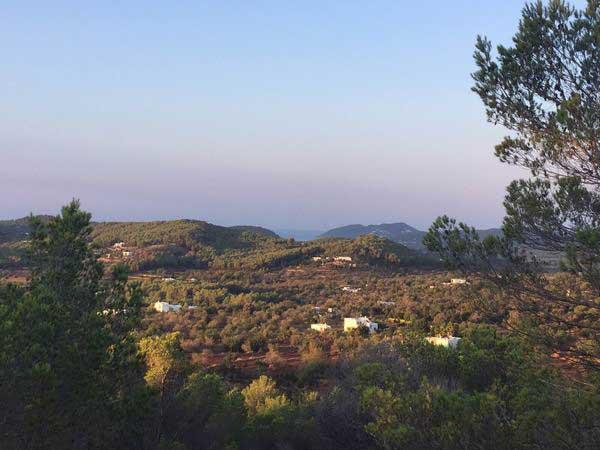 Excursión desde Aguas Blancas con Walking Ibiza