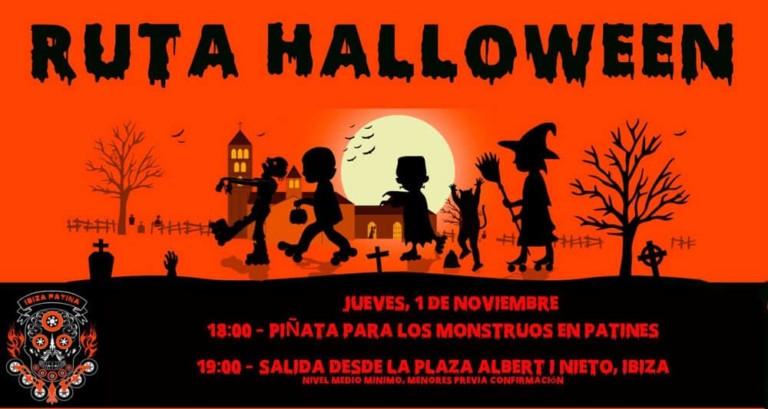Halloween su ruote con Ibiza Patina