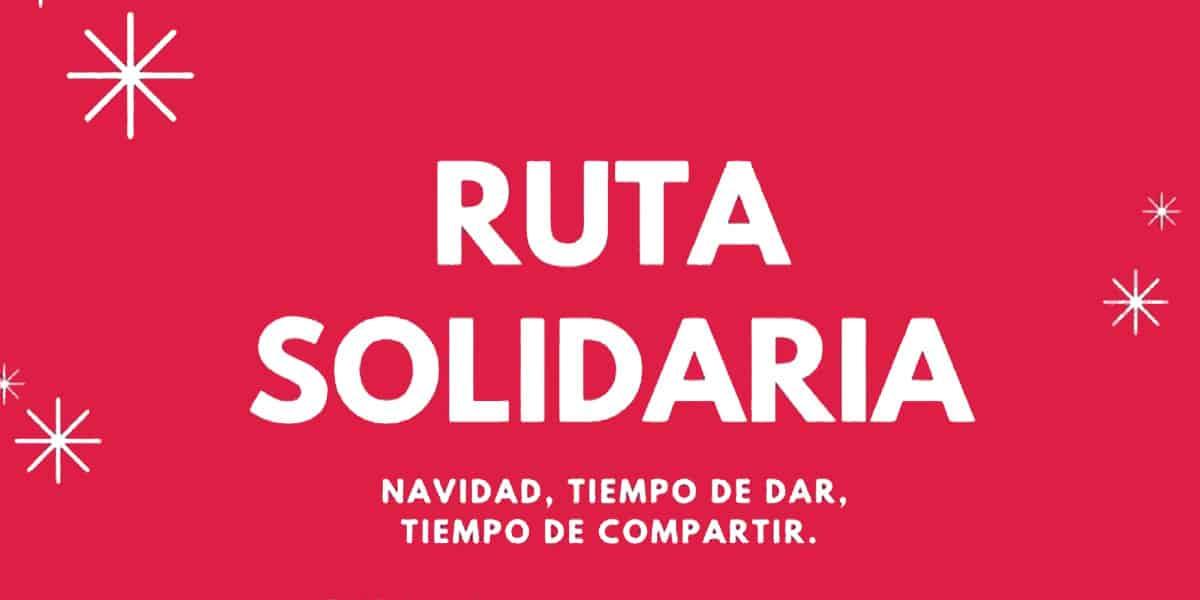 Ruta Solidària aquest Nadal pels Comerços d'Eivissa Esdeveniments Eivissa Conscient