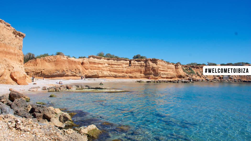 sa caleta beach Ibiza 2015 - 1