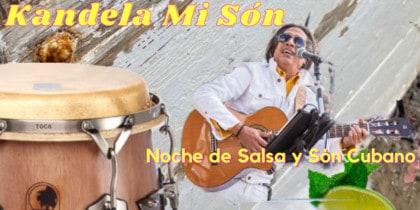 Sa Caleta Live Music: Live-Musik mit Kandela Mi Son diesen Donnerstag bei AstARTE Music
