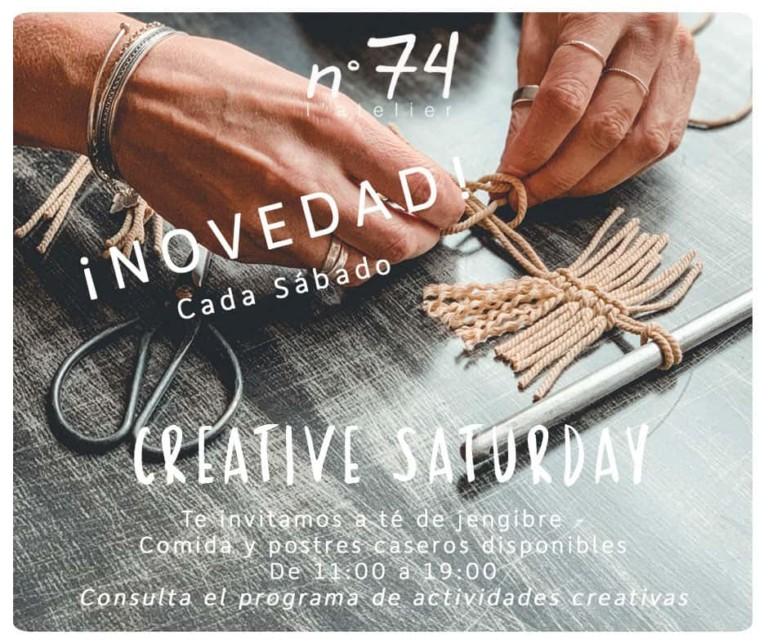 Творческие субботы под номером 74 L'Atelier Ibiza
