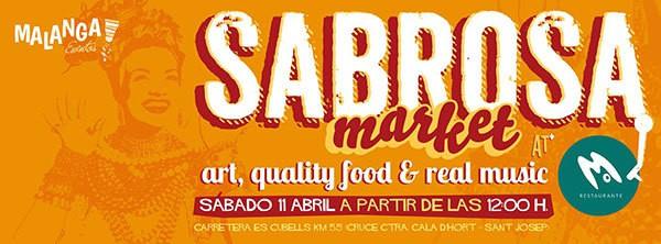 Саброса Маркет в эту субботу в ресторане Мо Ибица