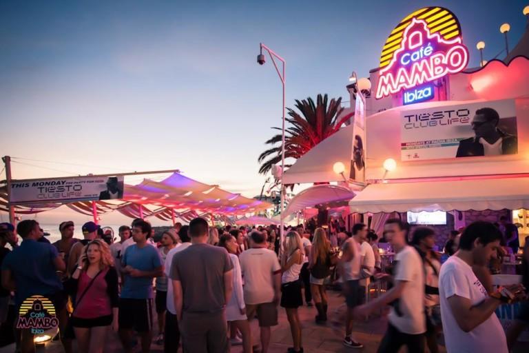 Opening Party del Café Mambo Ibiza 2018