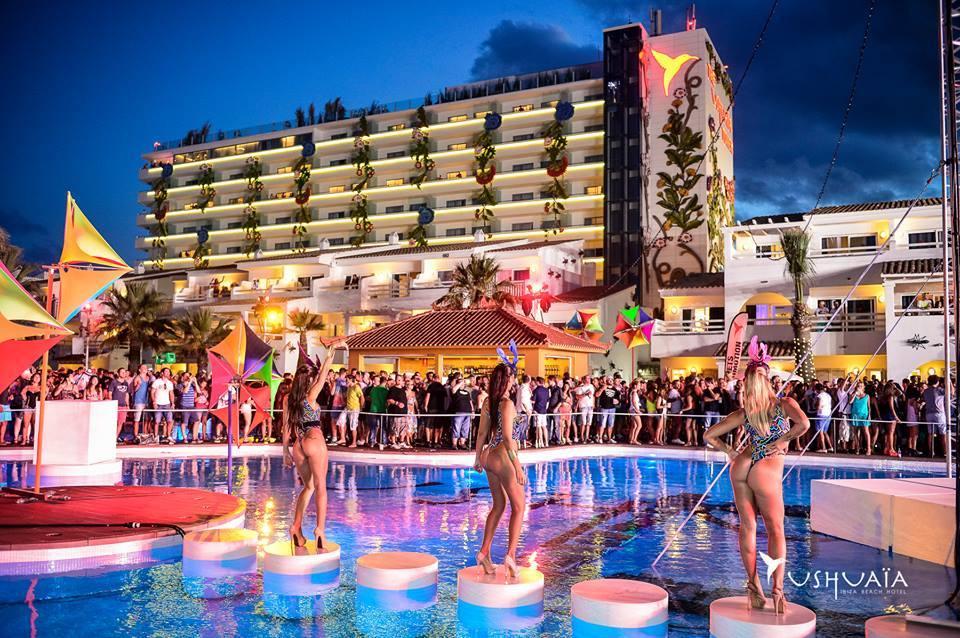 Ibiza Beach Club Playa D En Bossa